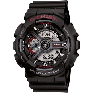 Relógio G-Shock Digital GA-110-1ADR