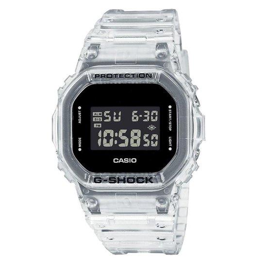 Relógio G-Shock DW-5600SKE-7DR - Branco