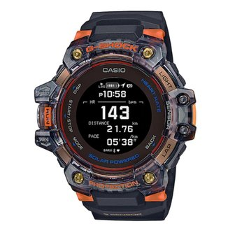 Relógio G-Shock G-Squad GBD-H1000-1A4DR Preto Laranja