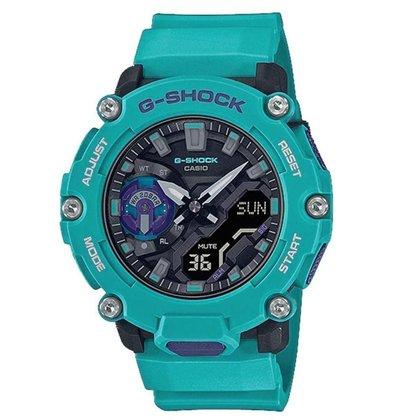 Relógio G-Shock GA-2200-2ADR Turquesa