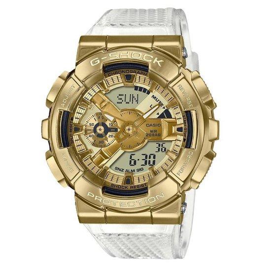 Relógio G-Shock GM-110SG-9ADR - Dourado