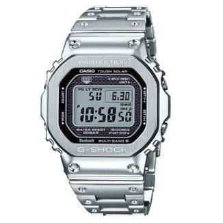 Relógio G-Shock GMW-B5000D-1DR Tough Solar e Blue