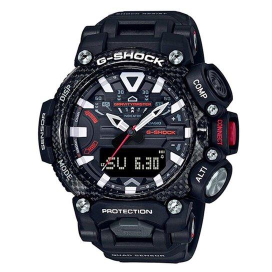Relógio G-Shock GRAVITYMASTER GR-B200-1ADR - Preto