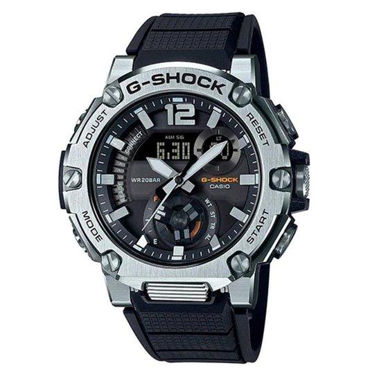 Relógio G-Shock GST-B300S-1ADR - Prata