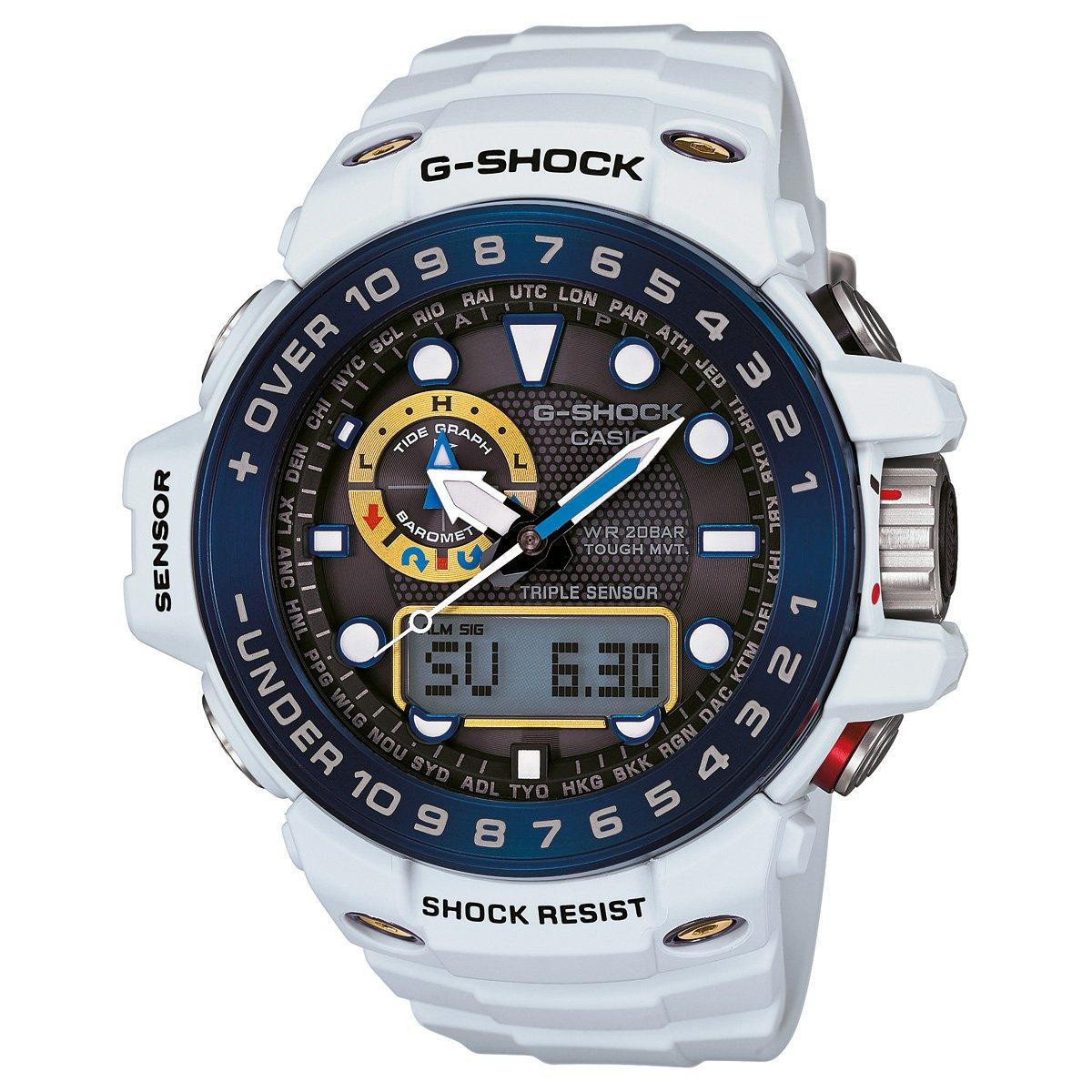 81bc6a9490a Relógio G-Shock GWN-1000 - Compre Agora
