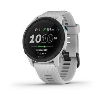 Relógio Garmin Forerunner 745 Branco com Monitor Cardíaco de Pulso e GPS