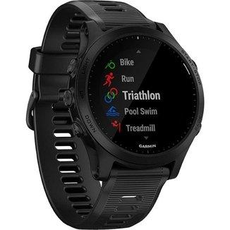 Relógio Garmin Forerunner 945 GPS c/ Monitor Cardíaco no Pulso