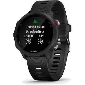 Relógio Garmin GPS Frequencímetro de Pulso  Forerunner 245 Music