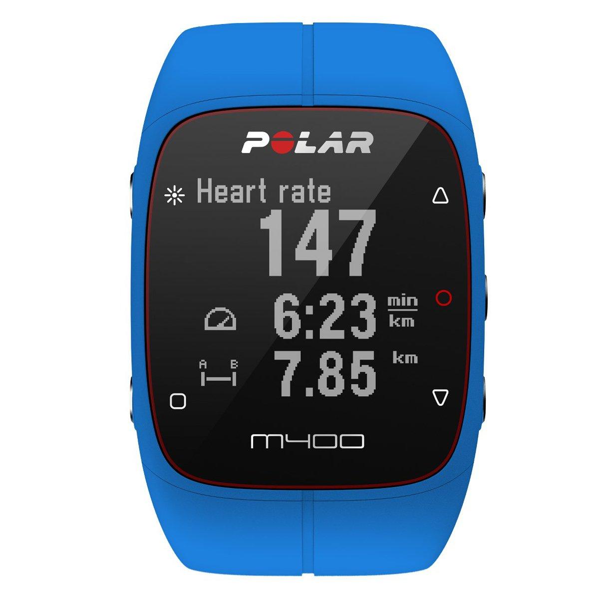 733c8d88351 Relógio GPS c  Monitor Cardíco Polar M400 - Compre Agora