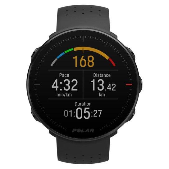 Relógio GPS Polar Vantage M Multiesportivo - Preto