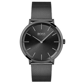 Relógio Hugo Boss Masculino Aço Preto - 1513826