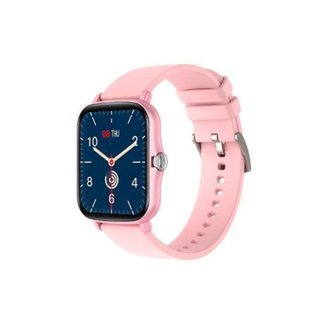 Relógio Inteligente Smartwatch P8 Plus Rosa