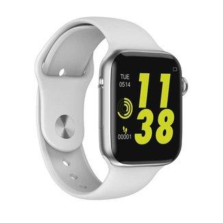 Relógio Inteligente SmartWatch W34 Android iOS Ligações Monitor Cardíaco Pressão