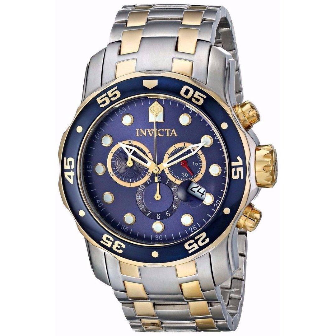 ad95f031fd9 Relógio Invicta Scuba Pro Diver - 0077 - Compre Agora