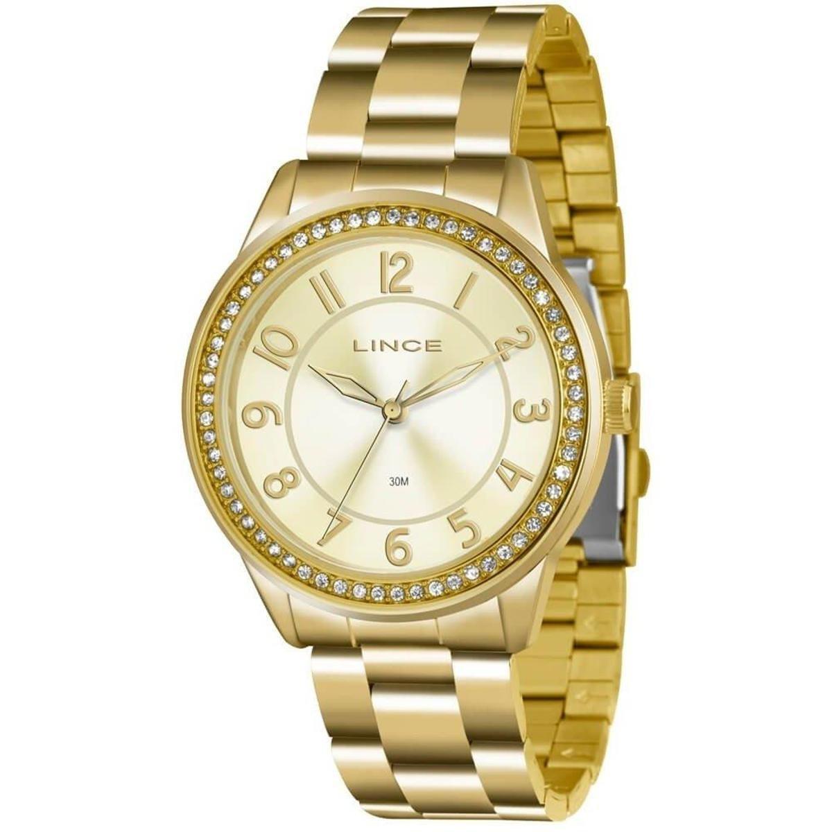 5dab62045e0 Relógio Lince Feminino LRG4339L C2KX - Compre Agora