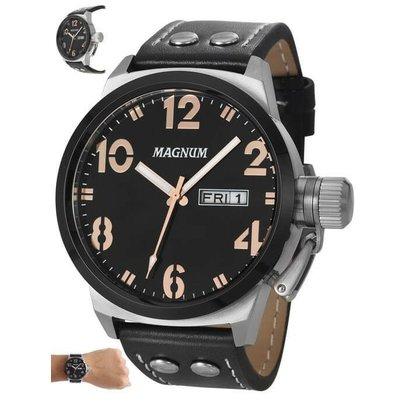 RELÓGIO MAGNUM MA32783T Garantia: 24 meses em toda rede autorizada Magnum Conteúdo da embalagem: 1 relógio, manual, cer...