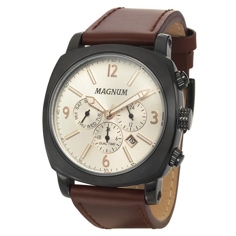 abd2d5af52f Relógio Magnum Masculino - MA34512D - Compre Agora