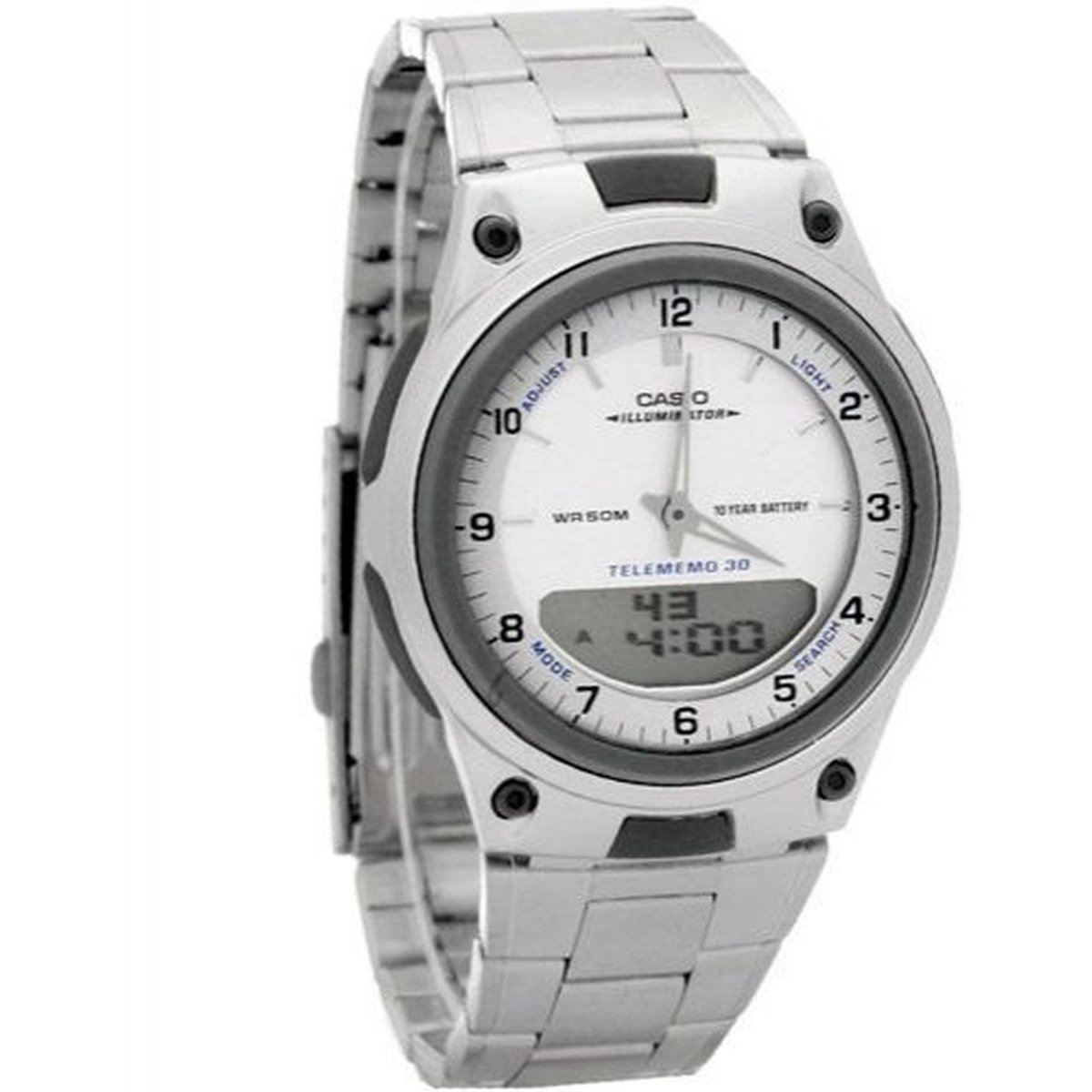 0aa63976395 Relógio Masculino Casio Analogico Digital Esportivo - Compre Agora ...