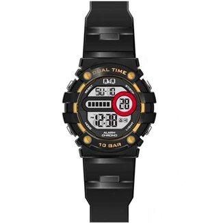 Relógio Masculino Digital Q&Q by Citizen M154J801Y