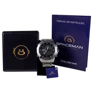 Relógio Masculino em Aço 100% Funcional ROSPD22