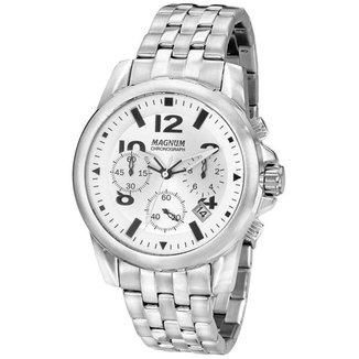 Relógio Masculino Magnum Analógico MA33031Q - Pra