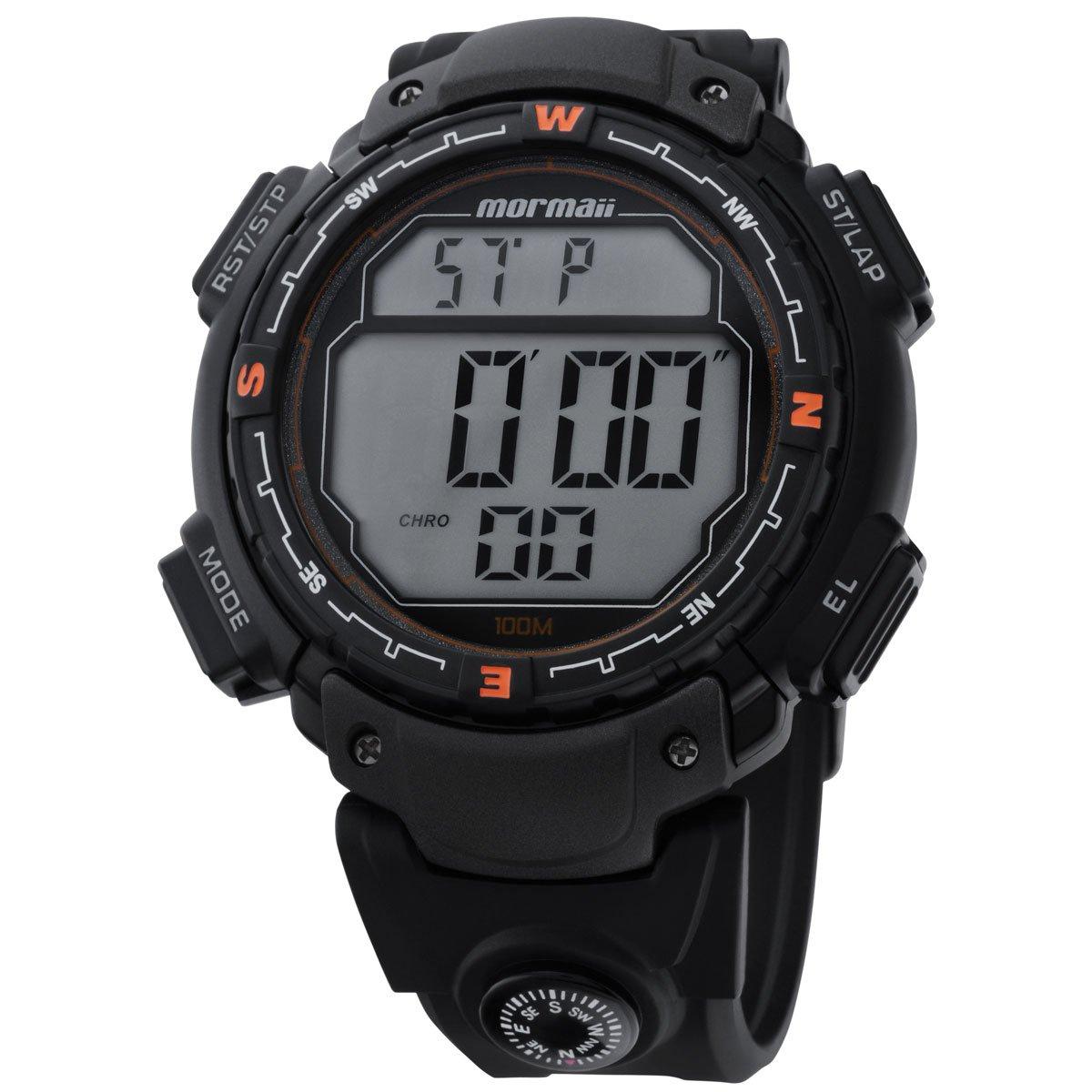 e1b60dd4dec Relógio Masculino Mormaii Y7341C 8L - Compre Agora
