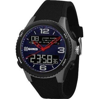 Relógio Masculino Xgames XMPPA302 Preto
