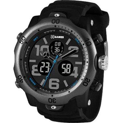Relógio Masculino Xgames XMPPA306 Preto
