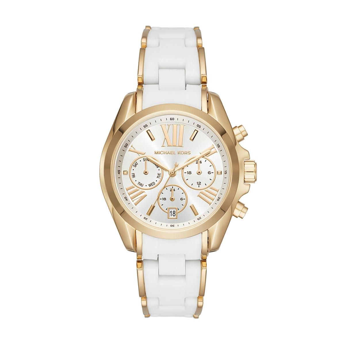 6f3aecf32a624 Relógio Michael Kors Feminino Bradshaw - MK6578 1BN MK6578 1BN - Compre  Agora