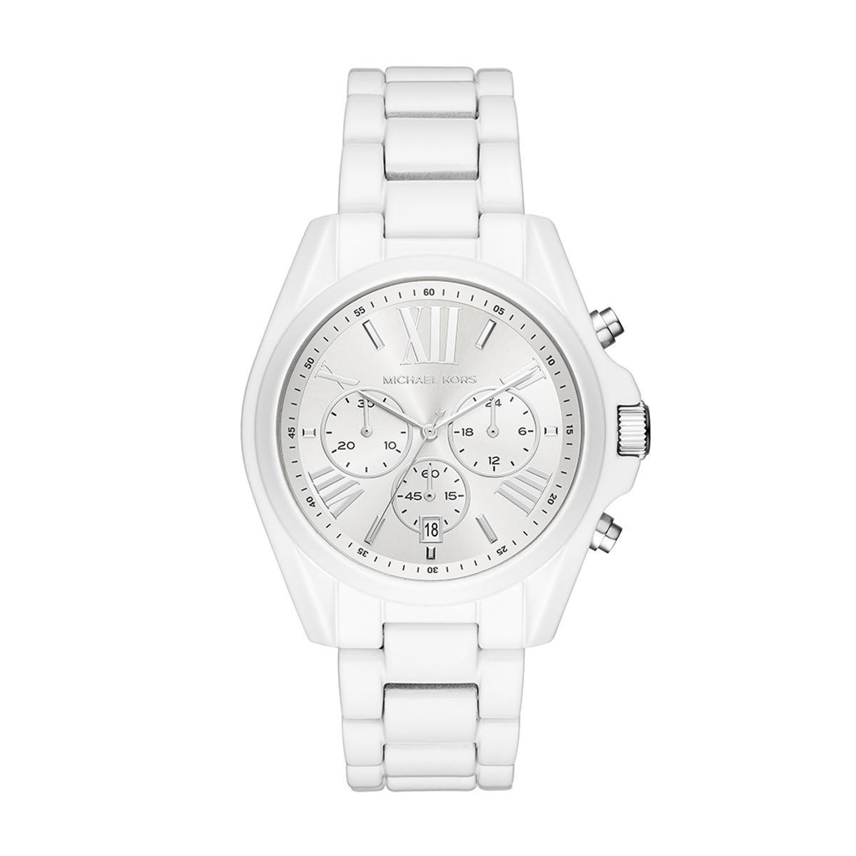 c0f79fb54954d Relógio Michael Kors Feminino Bradshaw - MK6585 1BN MK6585 1BN ...