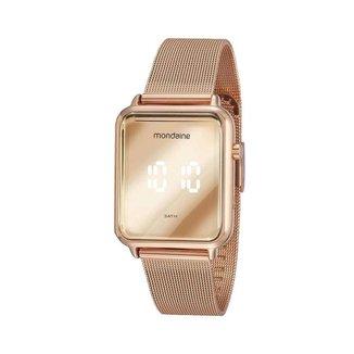 Relógio Mondaine Digital - 32171LPMVRE2 Feminino