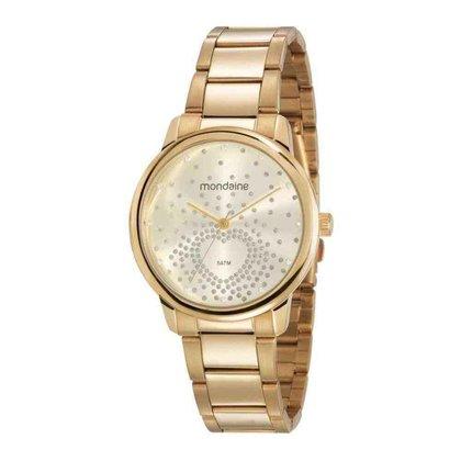 Relógio Mondaine Feminino Coração 53699lpmgde1