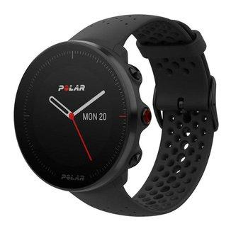 Relógio Monitor Cardíaco Polar Vantage M - Preto - Unissex P/M
