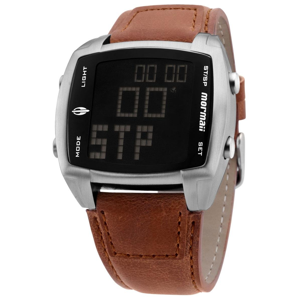 c0ffeb275eb75 Relógio Mormaii 507012B3M - Compre Agora