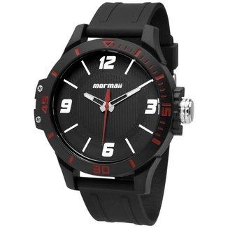 Relógio Mormaii Acqua MO2035FL/8R Preto MO2035FL/8R