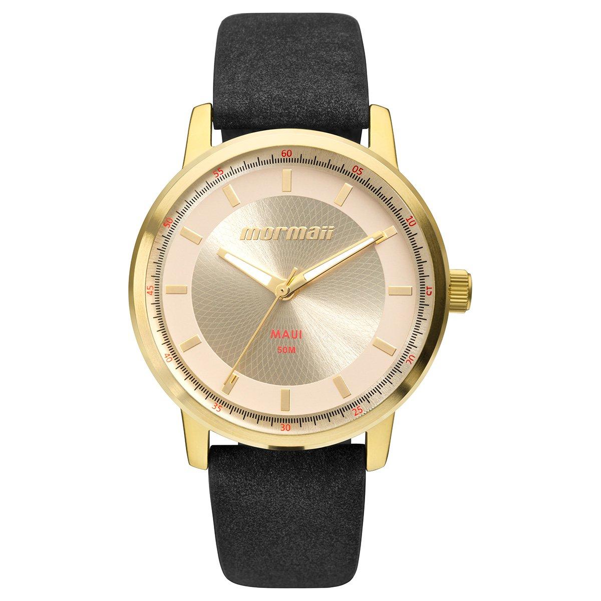 b1bf46ddc0b Relógio Mormaii Analógico MO2035IB-2D Feminino - Compre Agora