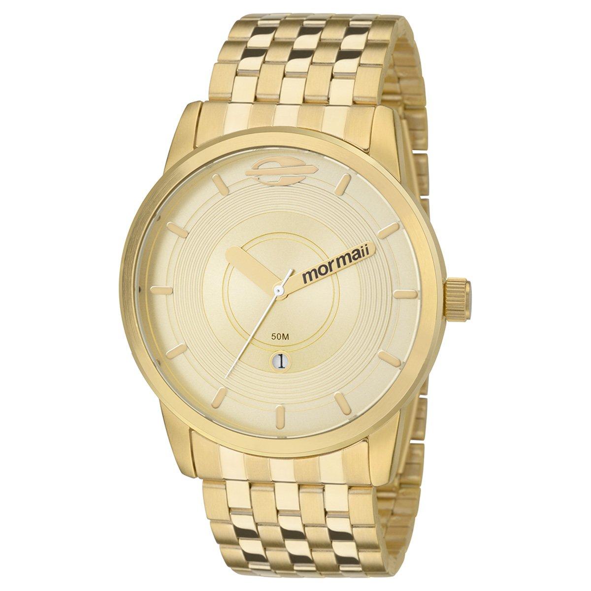 6150c0ffc15c6 Relógio Mormaii Analógico MO2115AC-4D Masculino - Compre Agora ...