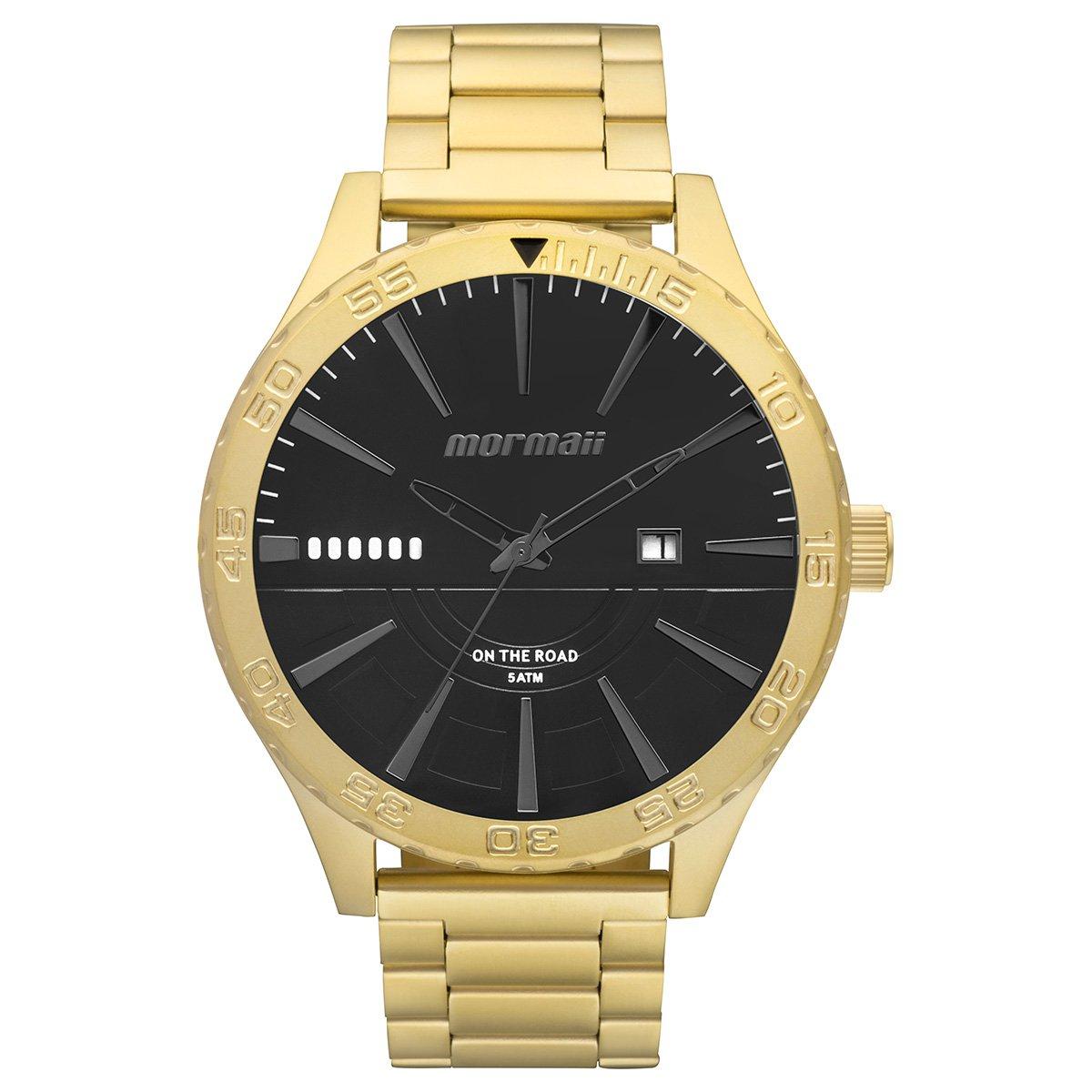 a5198eb6f9b Relógio Mormaii Analógico Mo2115Ay-4P Masculino - Compre Agora ...