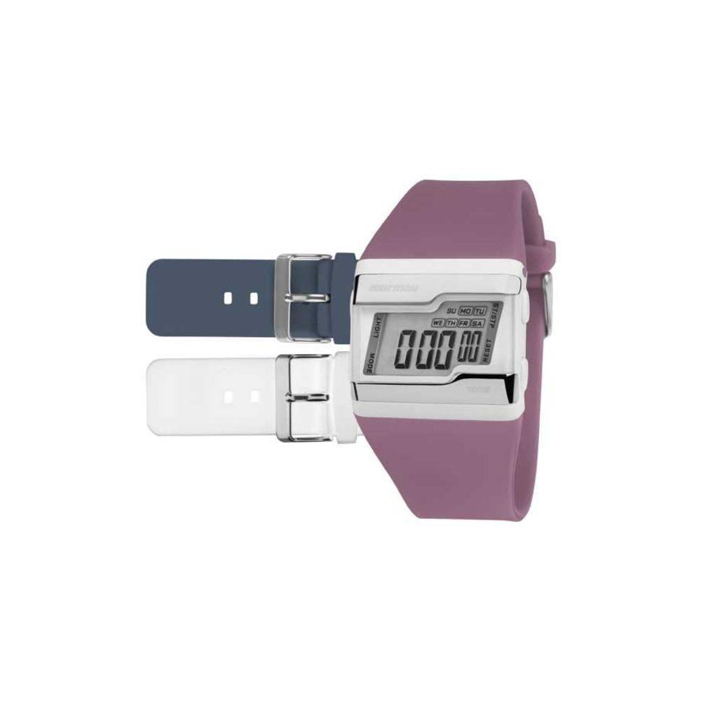 cdedb89d26c Relógio Mormaii Digital Acquarela Colors Troca Pulseira - Compre Agora