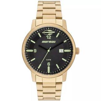 Relógio Mormaii Digital Vintage MOBJ3715B3P Prata Masc