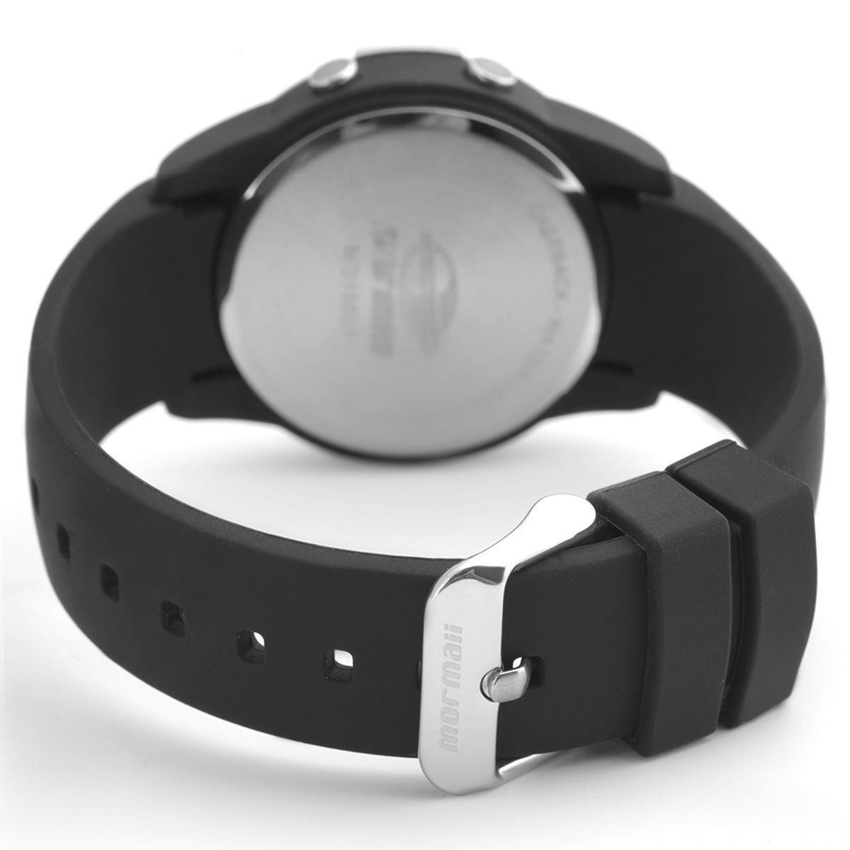 Relógio Mormaii Feminino Luau - MO13001 8A MO13001 8A - Preto ... c27104046b