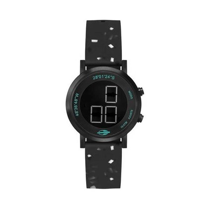 Relógio Mormaii Feminino  Preto Digital MO11929AC8P