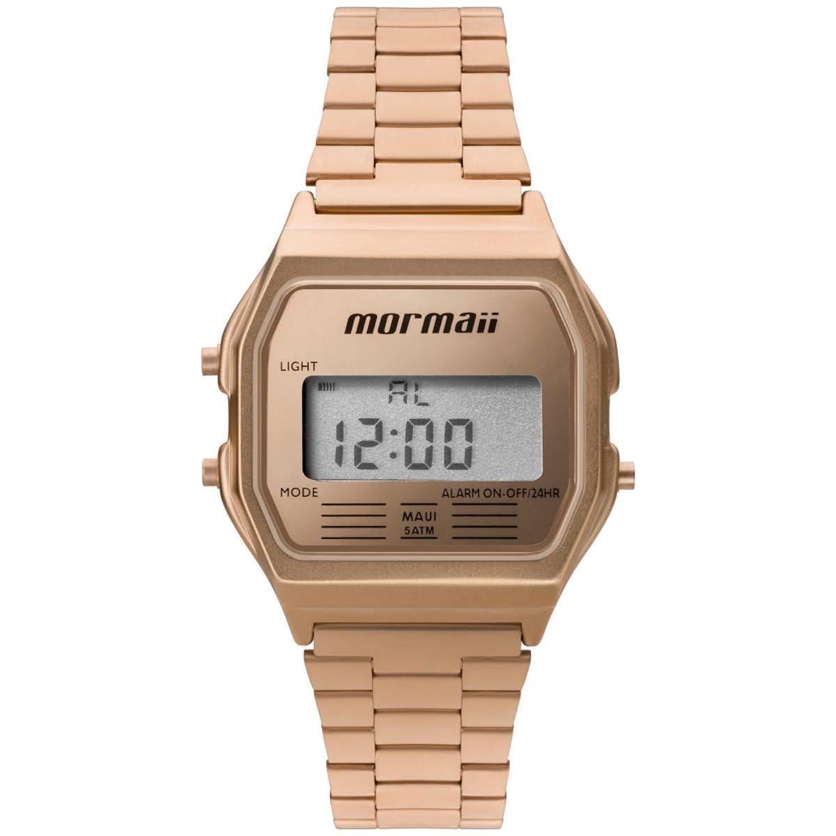 66bab9ff2ff Relógio Mormaii Feminino Sunset - MOJH02AI 4J MOJH02AI 4J - Compre Agora