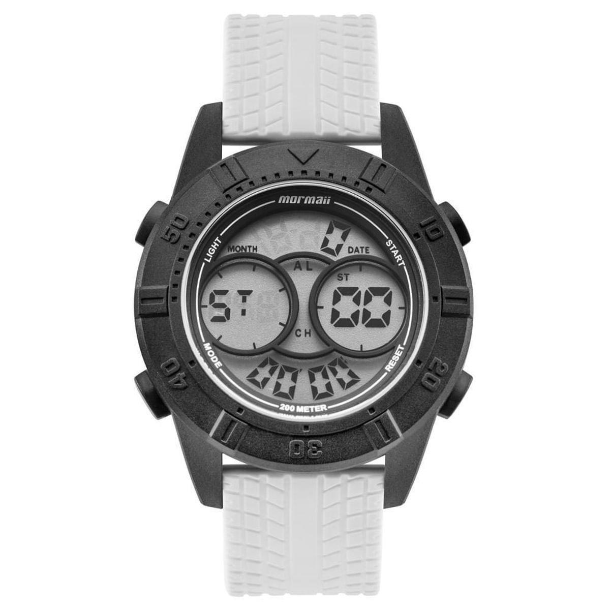 938329fad4f Relógio Mormaii Masculino Acqua Action - MO150915AG 8P MO150915AG 8P -  Preto - Compre Agora