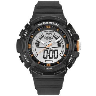 Relógio Mormaii Masculino Acqua Grafite MOAD08902/8L MOAD08902/8L