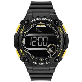 Relógio Mormaii Masculino Acqua Preto MO3670/8Y MO3670/8Y