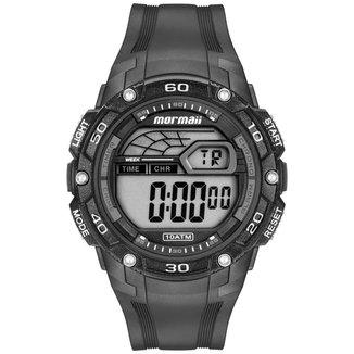 Relógio Mormaii Masculino Acqua Preto MO9670AB/8C MO9670AB/8C