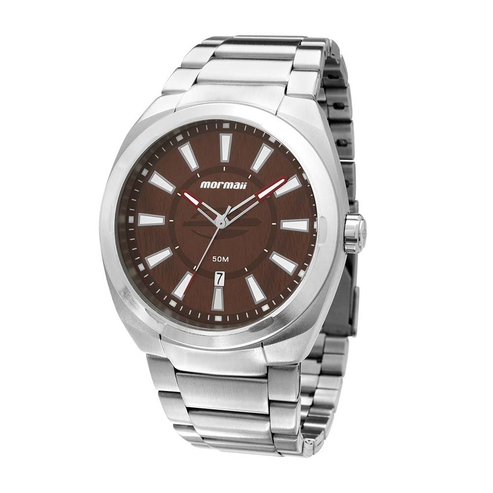 b2b3871fc849c Relógio Mormaii Masculino Analogico Mo2315ak 3M - Compre Agora ...