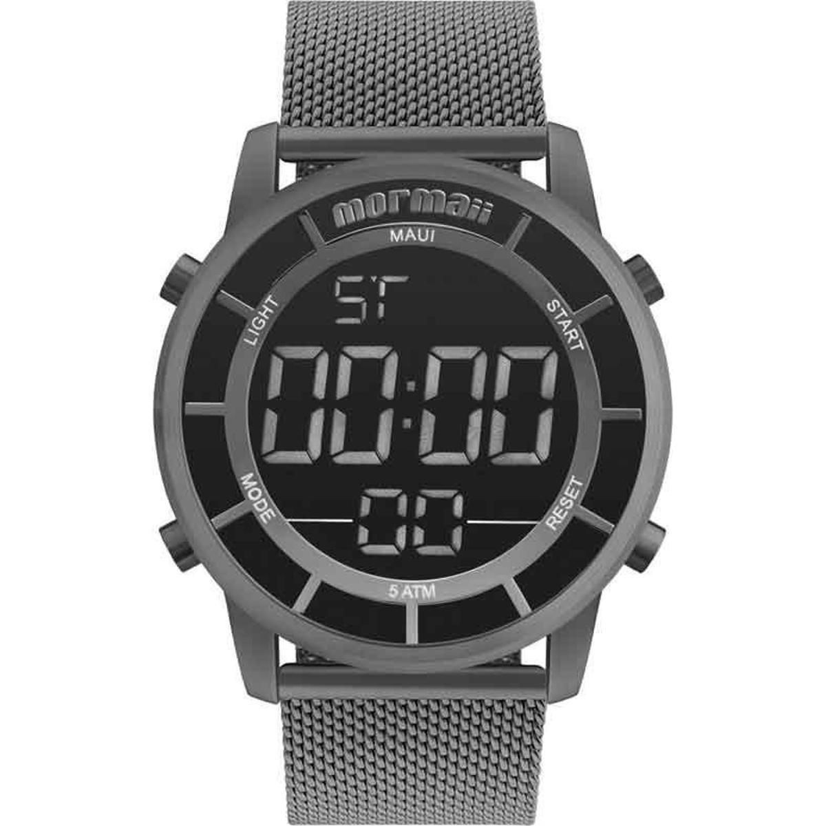 bc5136b8d3f Relógio Mormaii Masculino Mauii Digital Mobj3463ba 4c - Compre Agora ...