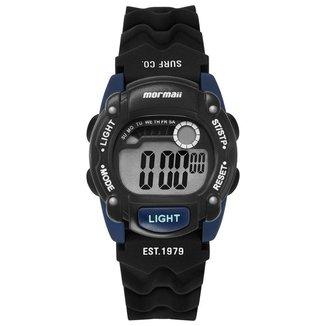 Relógio Mormaii Masculino Wave Azul MOMD1AA8A